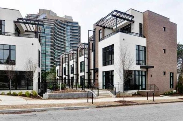 Atlanta Townhome Community
