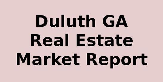 Duluth GA Real Estate