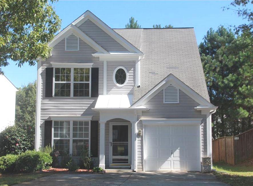 Alpharetta Pulte Built Homes Of Regency At Northpoint North Atlanta Realty